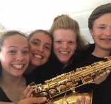 Antares Saxophone Quartet