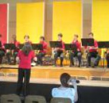 The Arkansas Saxophones Choir - Jackie Lamar, conductor