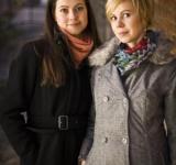 Erzsébet Seleljo and Irén Seleljo