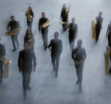 Zürich Saxophone Collective - Lars Mlekusch, conductor