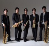 Five by Five Saxophone Quintet