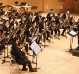 China Conservatory Saxophone Ensemble - Manong Li, conductor