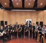 Bangkok Saxophone Ensemble, Supat Hanpatanachai, conductor