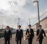 Rev Saxophone Quartet