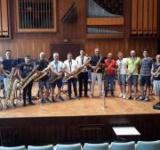 F. Salime Saxophone Ensemble
