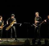 Cascatelle Saxophone Quartet