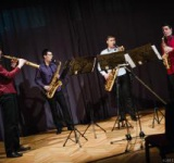 Quattro Temperamenti Saxophone  Quartet