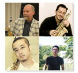 Bensmann Saxophone Quartet